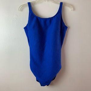 Gottex Women's Royal Blue One Piece Swimsuit